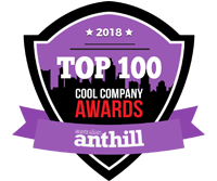 Top 100 Cool Awards